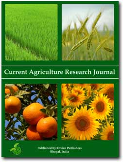 Current Agriculture Research JournalVolum1 Number 1